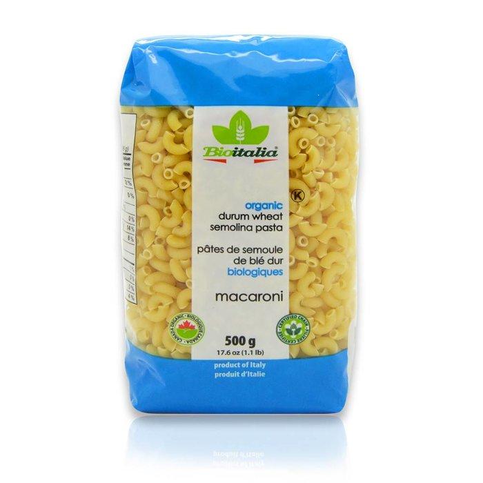 Macaroni bio 500g