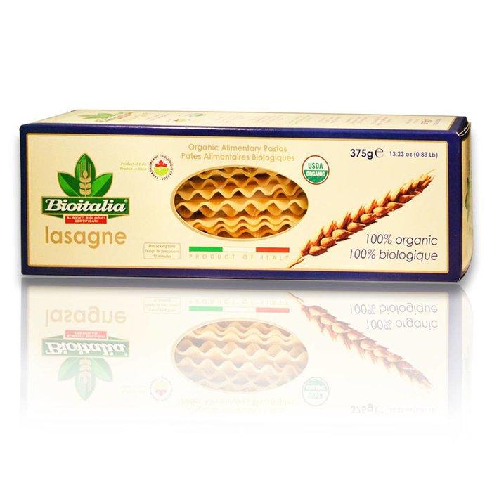 Lasagne bio 375g