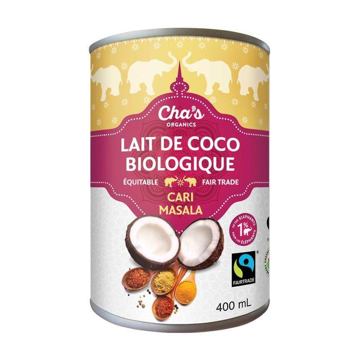 Lait de coco Cari masala 400 ml