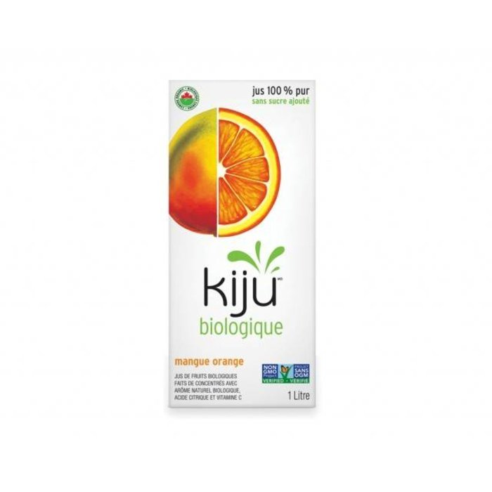 Jus mangue & orange bio 1L