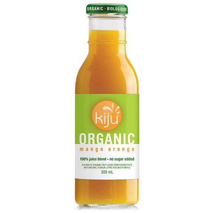 Jus mangue & orange bio 355 ml
