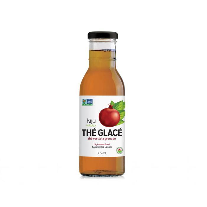 The vert glace Grenade bio 355 ml