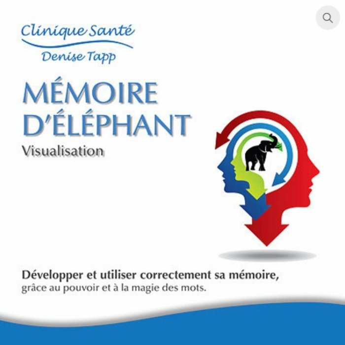 CD DENISE TAPP Memoire d'elephant