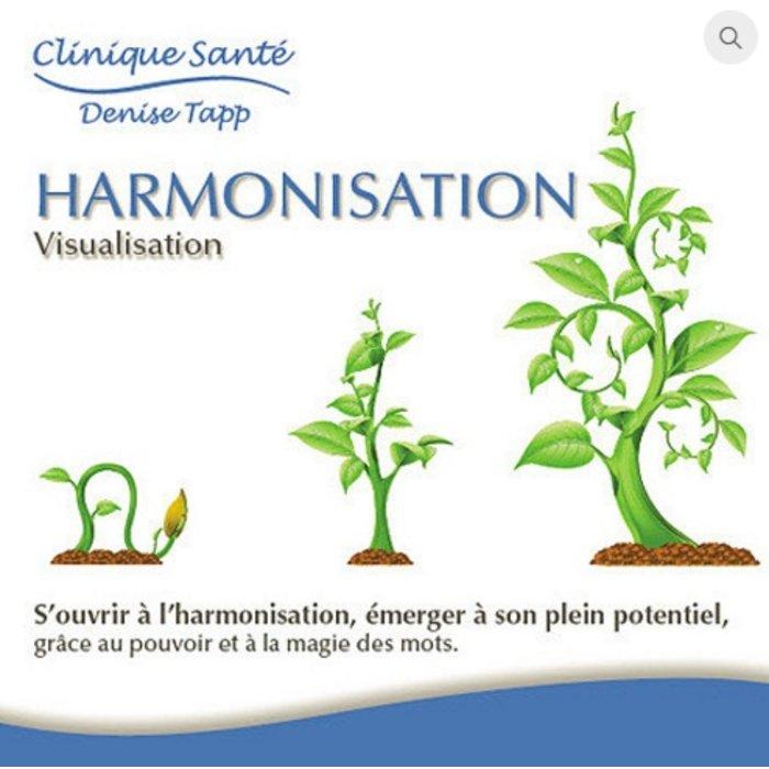 CD DENISE TAPP Harmonisation