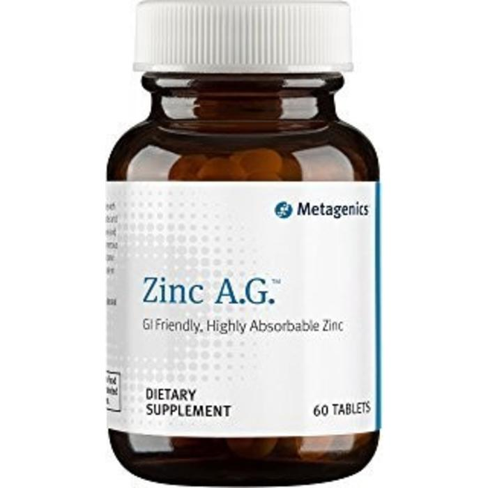 Zinc A.G. 60 capsules