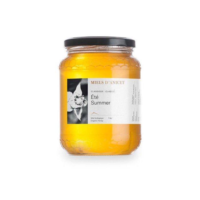 Miel fleurs d'été 1 kg
