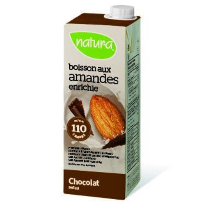 Boisson d'amandes enrichie Chocolat bio 946 ml