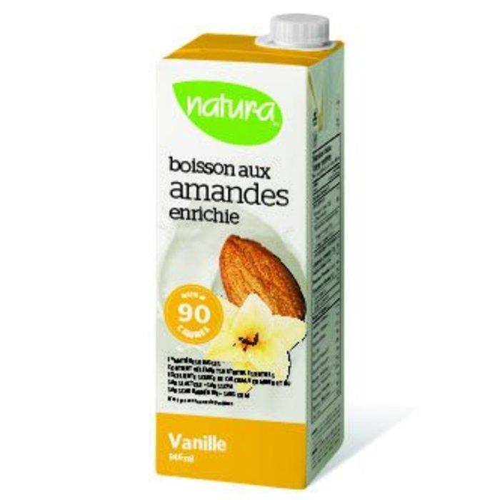 Boisson d'amandes enrichie Vanille sucre bio 946 ml