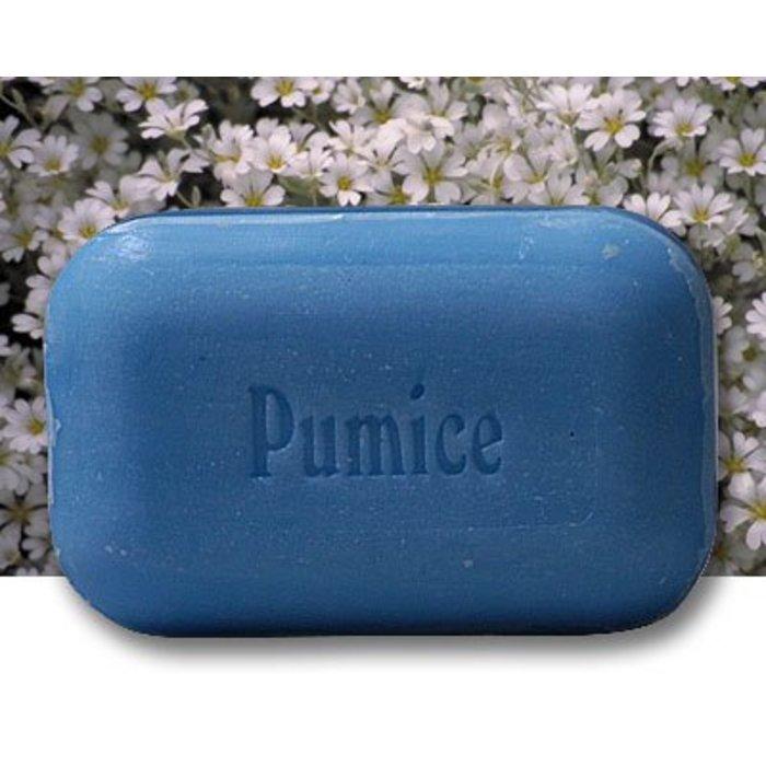 Barre de savon a la pierre ponce - pumice 110g