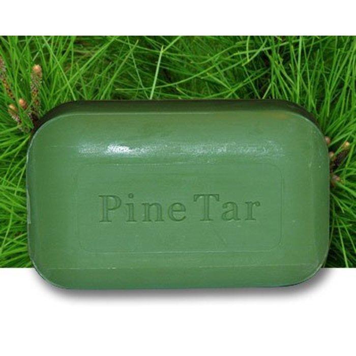 Barre de savon goudron de pin 110g