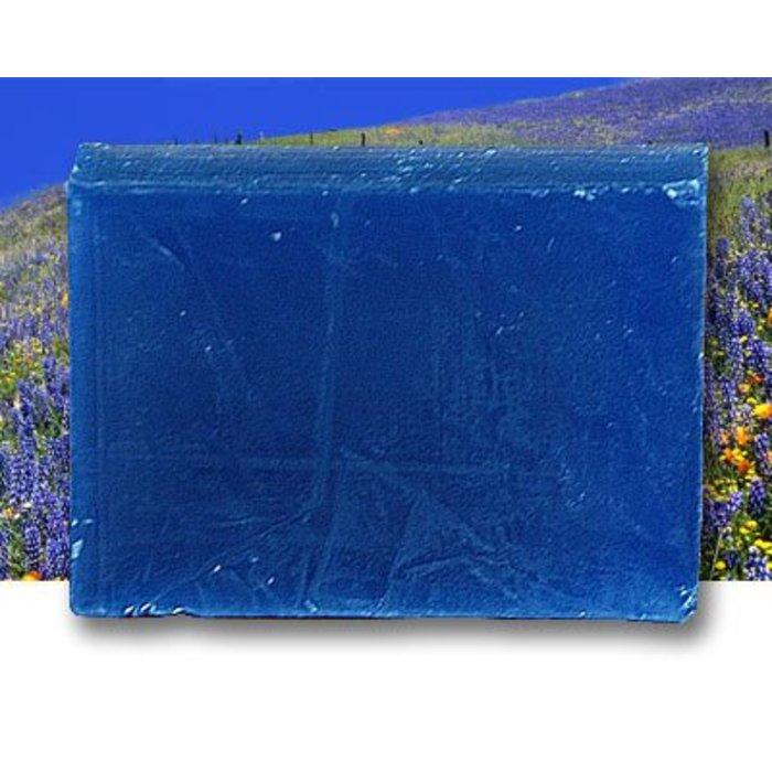 Barre de savon Lavande bleue 110g