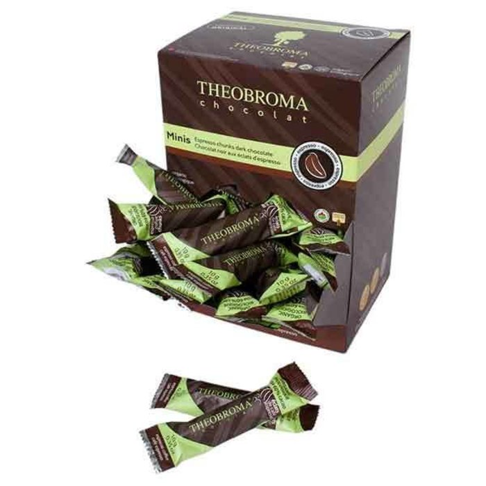 Mini Chocolat espresso 10g