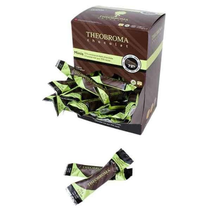 Mini Chocolat Noir 10g
