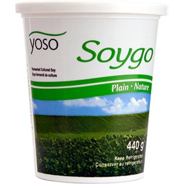 Yogourt Soya Nature 440g