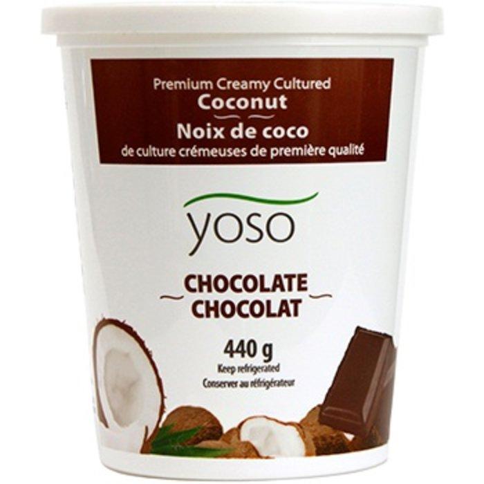 Yogourt noix de coco chocolat 440g