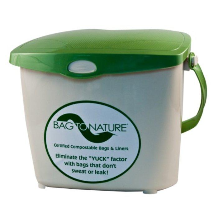 Bac a comptoir pour compostage