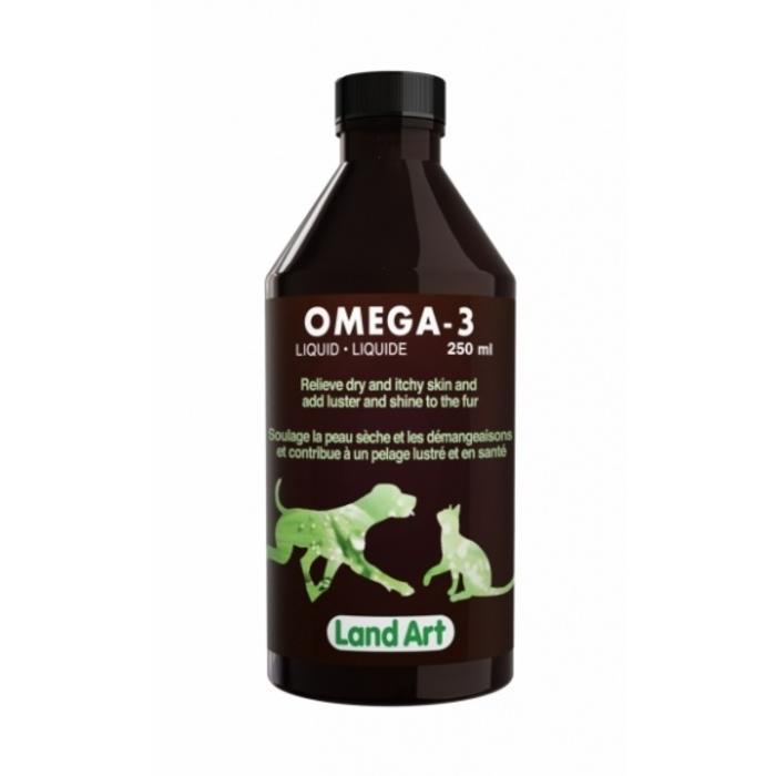 Omega-3 pour animaux 250 ml