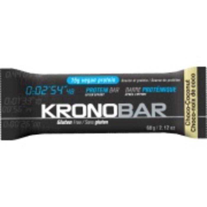 Barre proteinique Choco-noix de coco 60g