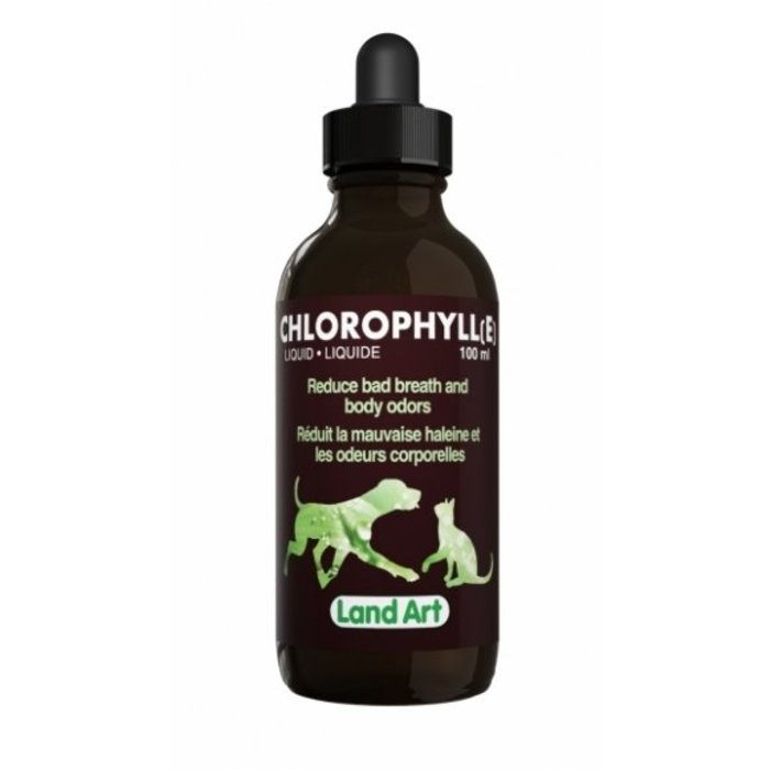 Chlorophylle pour animaux 500 ml