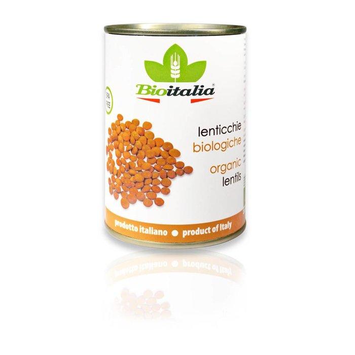 Lentilles bio 398 ml