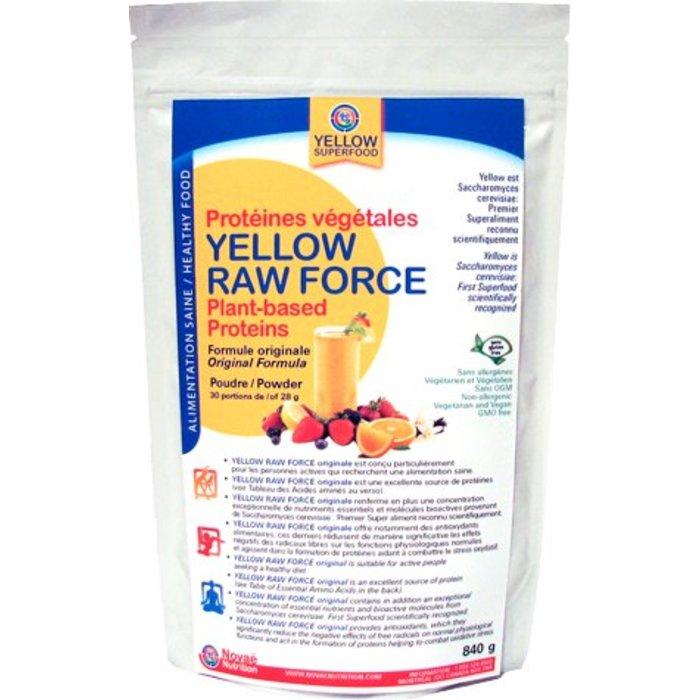 Protéines végétales vanille