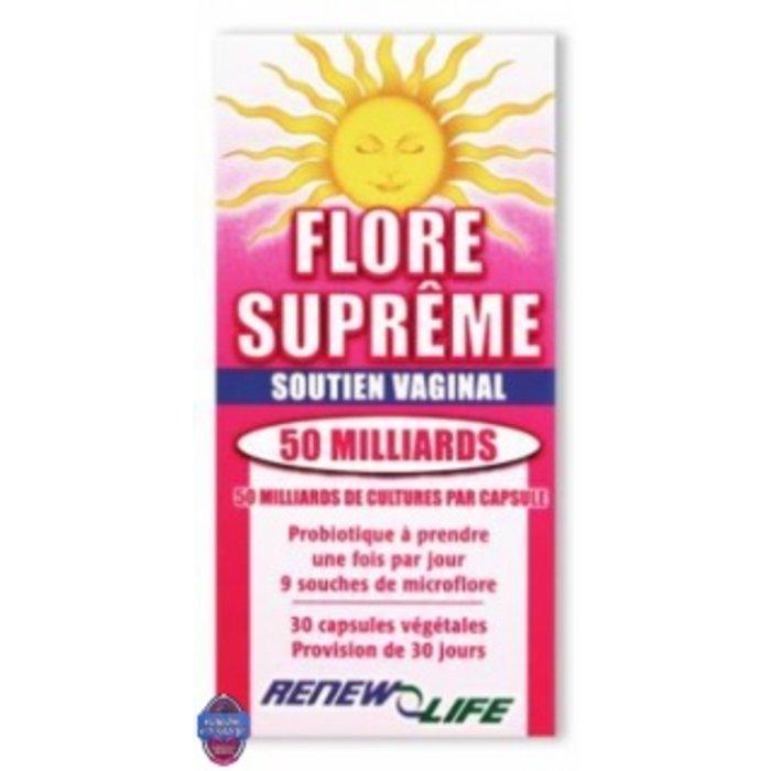 Ultimate Flora pour femmes 50 milliards 30 caps.