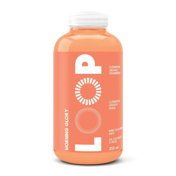 "Jus orange ""Morning Glory"" 355ml"