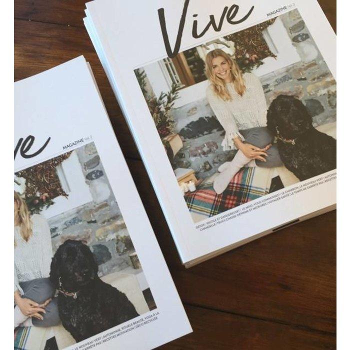 JMagazine Vive volume 4