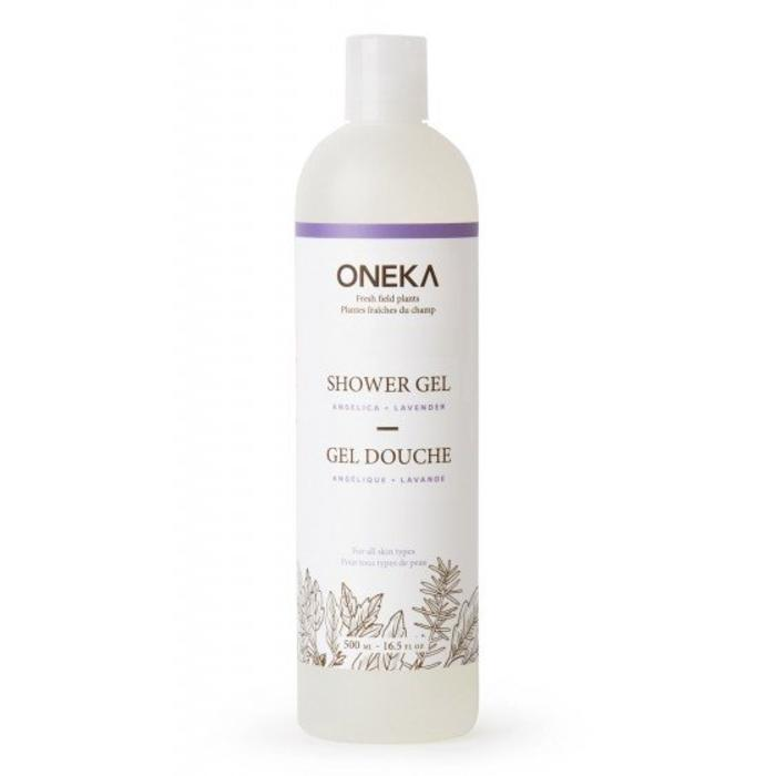Gel douche ONEKA 500ml