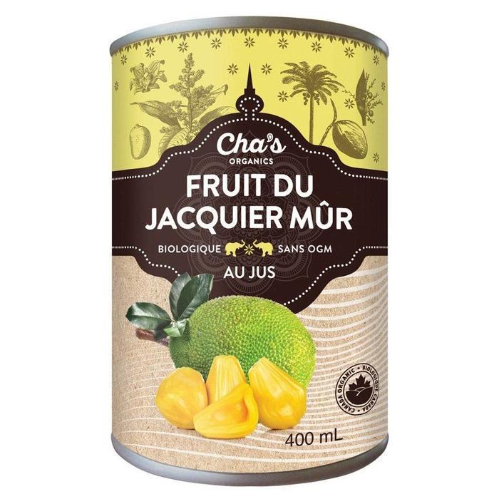 Fruit du jacquier mûr au jus bio