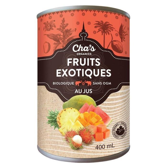 Fruits exotiques au jus bio 400ml