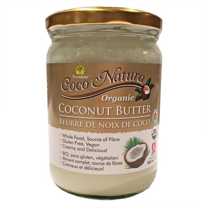 Coco natura Beurre de coco bio 500ml