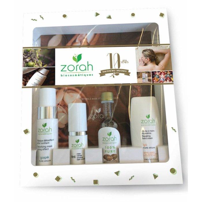 Coffret promo spécial 10 ans Zorah