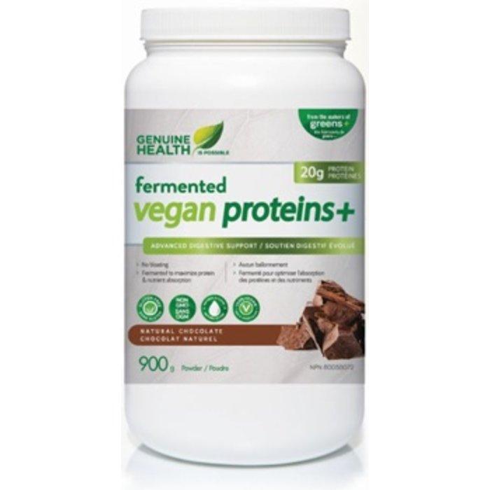 Proteines vegan chocolat 900g