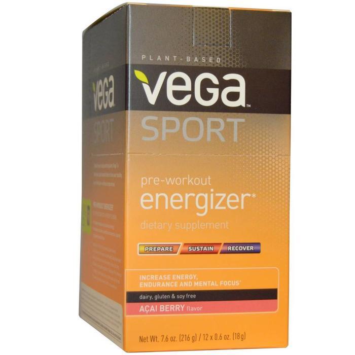 Sport énergiseur pré-entrainement en boîte de 12