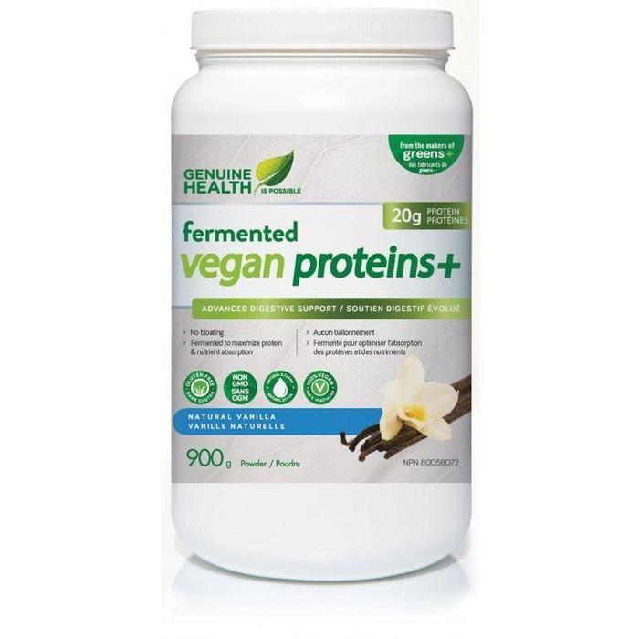 Protéines vegan fermentées 900g