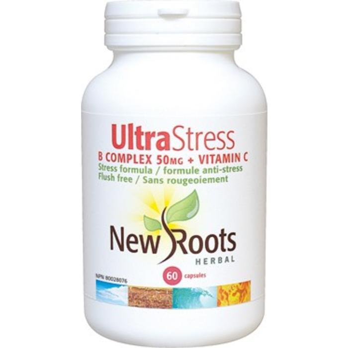 UltraStress B complex 50mg + vitamine C