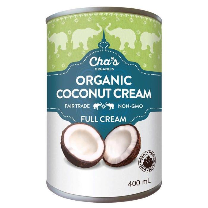 Crème de coco bio équitable 400ml