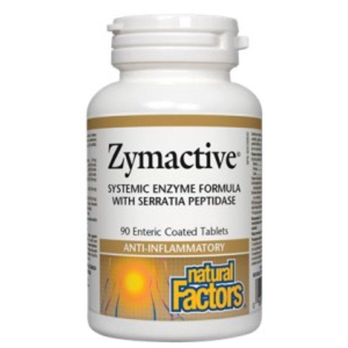 Zymactive 90 comp avec serratia peptidase