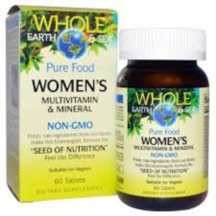 Multivitamines et minéraux pour femmes