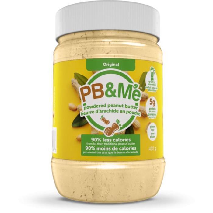 Beurre d'arachide en poudre-Original 453g