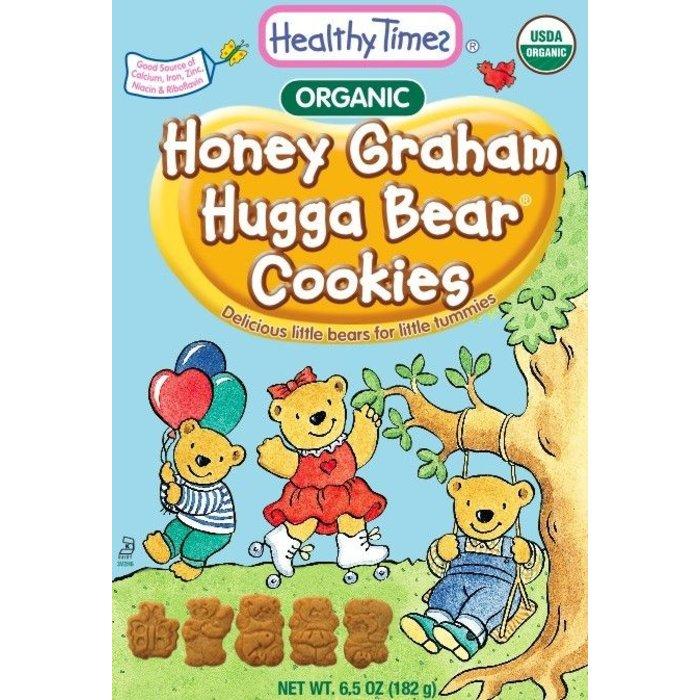 Biscuit Hugga Bear graham et au miel bio 185g