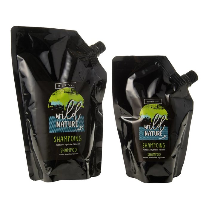 Recharge shampoing 500 ml Wild Nature