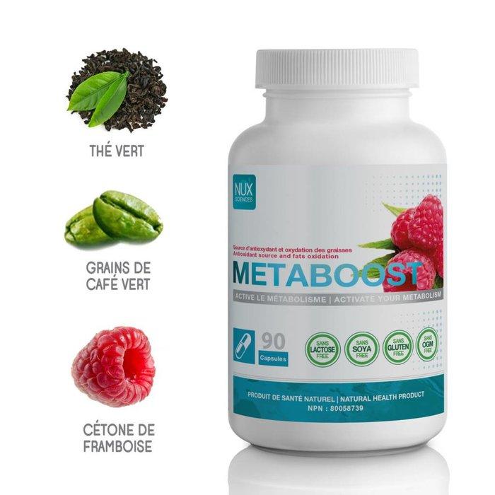 Metaboost 90 capsules