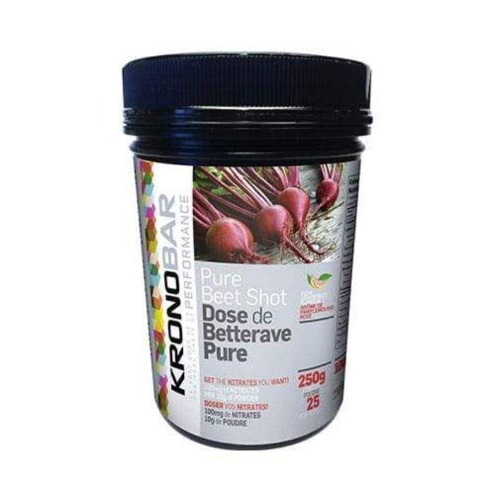 Boisson sportive Dose de betterave (saveur de pamplemousse) 250g