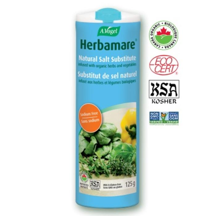 Herbamare Diete sans sel 125g