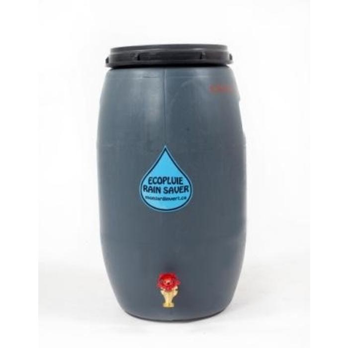 Récupérateur d'eau de pluie (écopluie) recyclé