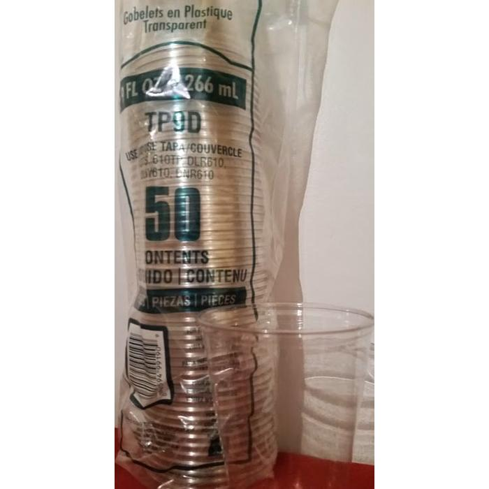 Verre recyclable (paq.50)