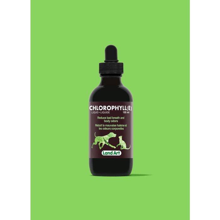 Chlorophylle pour animaux 100ml