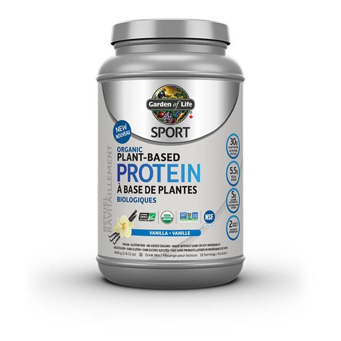Protéines de plantes biologiques